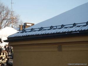 efekty ogrzewania dachu