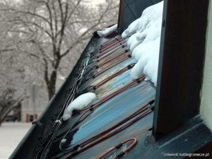 ogrzewanie dachu devi
