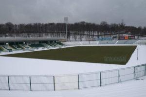lechia gdańsk zima