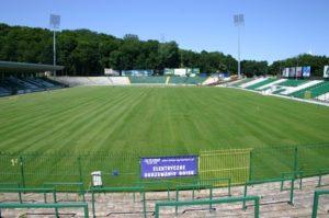 ogrzewanie stadionu lechia gdańsk