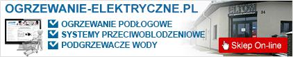 Sklep Internetowy -www.ogrzewanie-elektryczne.pl